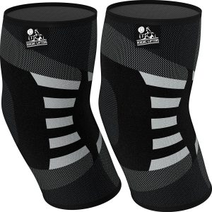 Nordic Lifting Elbow Compression Sleeves (1 Pair)