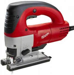 Milwaukee 6268-21, 6.5 Amp Top-Handle Jig Saw