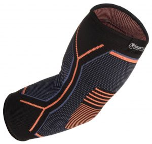 Kunto Fitness Elbow Brace Compression Support Sleeve for Tendonitis