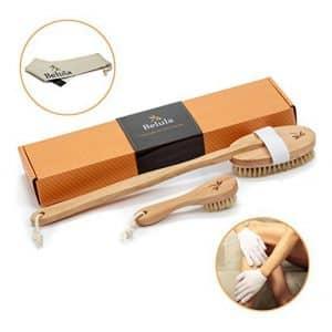 Belula Premium Dry Brushing Body Brush