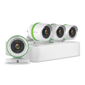 EZVIZ Outdoor 1080p Video Security Surveillance System