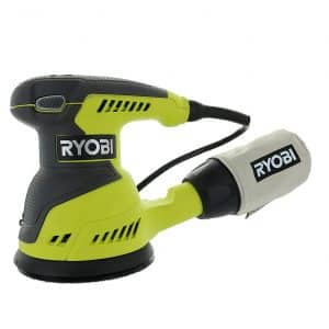 Ryobi 2.6 Amp Single Speed Loop Corded Random Orbit Sander