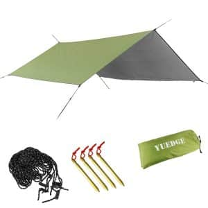 Yuedge-Portable Waterproof Rain Tarp