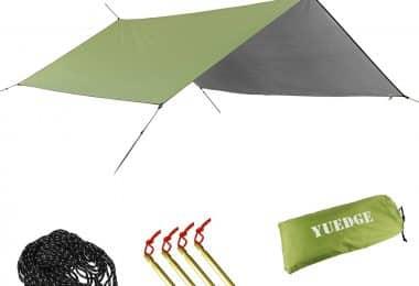 Yuedge-Portable Waterproof Rain Tarp