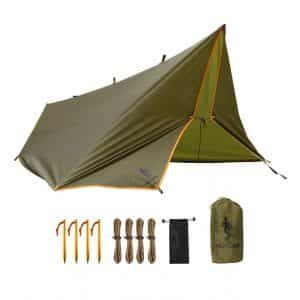 FREE SOLDIER Waterproof Tarp Shelter