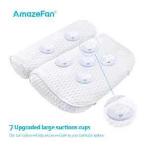 AmazeFan Bathtub Pillow