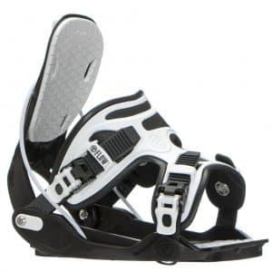 Flow Alpha Snowboard Bindings