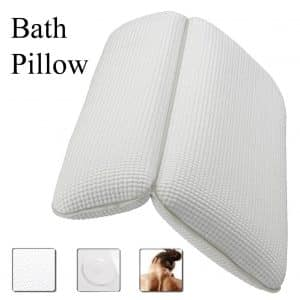 Ergonomic Non-Slip Spa Bath Pillow By Togyoo