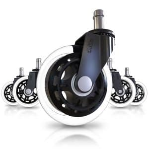 Office Oasis Chair Caster Wheels
