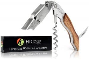 HiCoup Kitchenware Waiter's Corkscrew