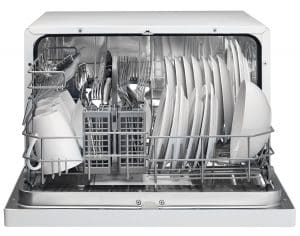 Danby DDW611WLED Countertop Portable Dishwasher
