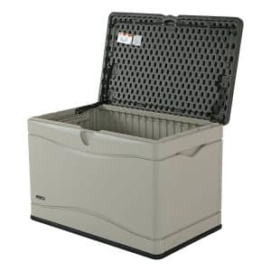 Lifetime 60103, 80 gallon Deck Storage Box