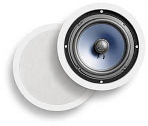 Polk Audio RC80iIn-Ceiling/In-Wall 2Way Speakers