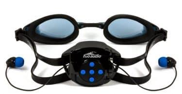 H2O Waterproof HeadphonesAudio 100%