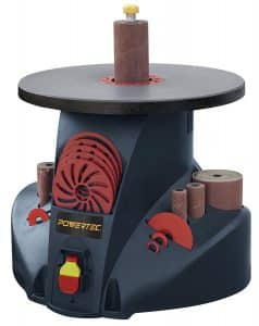 POWERTEC OS1400 14 inches Oscillating Spindle Sander