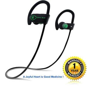 Joyful Heart Wireless Headphones