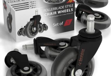Seddox Office Chair Caster Wheels