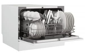Danby DDW621WDB Energy Saving Countertop Dishwasher