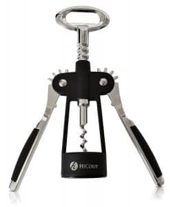 HiCoup Kitchenware Wing style Corkscrew Wine Opener