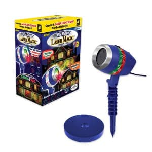 Star Shower Laser Magic Christmas Light