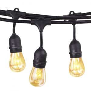 AKAPH LED Outdoor String Lights The AKAPH