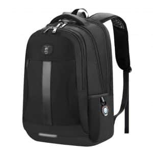 Sosoon - Business Bags Laptop Backpack with USB Charging