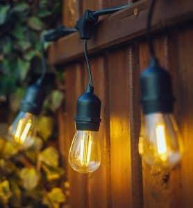 Hyperikon LED Outdoor Commercial String Lights