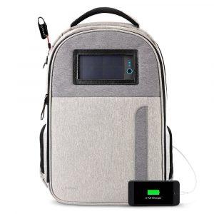 Lifepack backpack Solar Powered