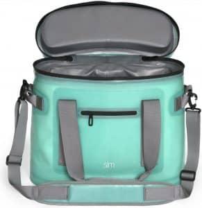 Simple Modern 20 Liter Weekender Soft Cooler Bag - Caribbean Blue