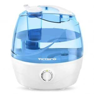 VicTsing Cool Mist Humidifier for Bedroom