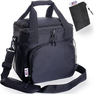 Insulated Lunch Bag for Men - USA Sales Group