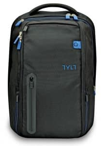 TYLT Powerbag Travel Battery Charging Backpack