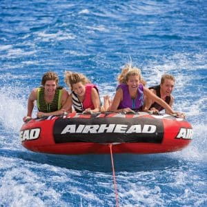 AIRHEAD Towable Tube, Mega Slice