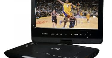 Azend Group Corp BDP-M1061 Maxmade Portable 10 Inch Blue Ray Player