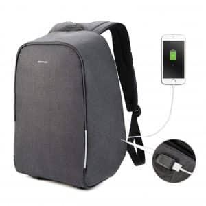 KOPACK Waterproof USB Charging Port Laptop Backpack