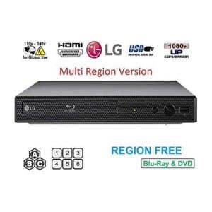 LG BP175 Blu-Ray Player