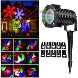Ucharge Snowflake LED Spotlight