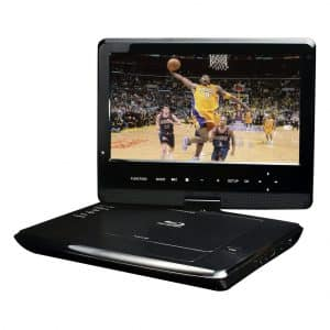 Azend Group Corp 10-Inch Blu-Ray Player