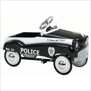 Voiture à pédales InStep Police