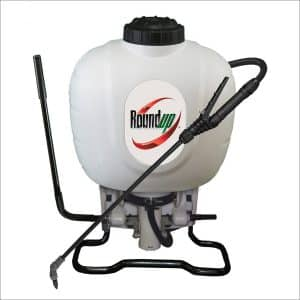 Roundup 190314 Backpack Sprayer for Fertilizers, Herbicides, Weed Killers and Insecticides