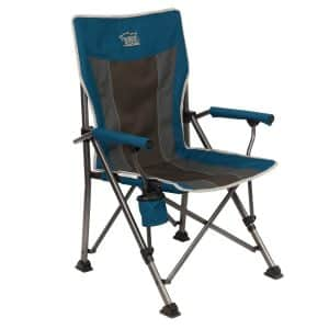 Timber Ridge Smooth Glide Padded Folding Chair