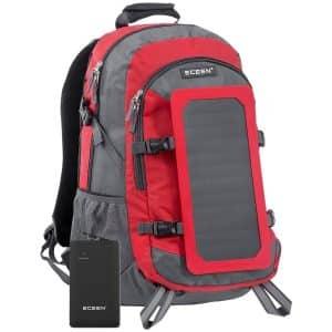 ECEEN Solar Bag, Solar Charger Backpack
