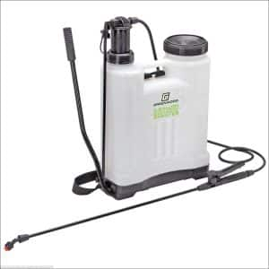 Greenwood 4-Gallon Backpack Sprayer