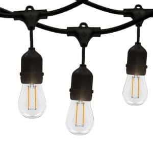 LED Outdoor & Indoor Edison Style String Lights