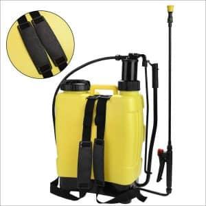 Homdox 5-Gallon Backpack Sprayer
