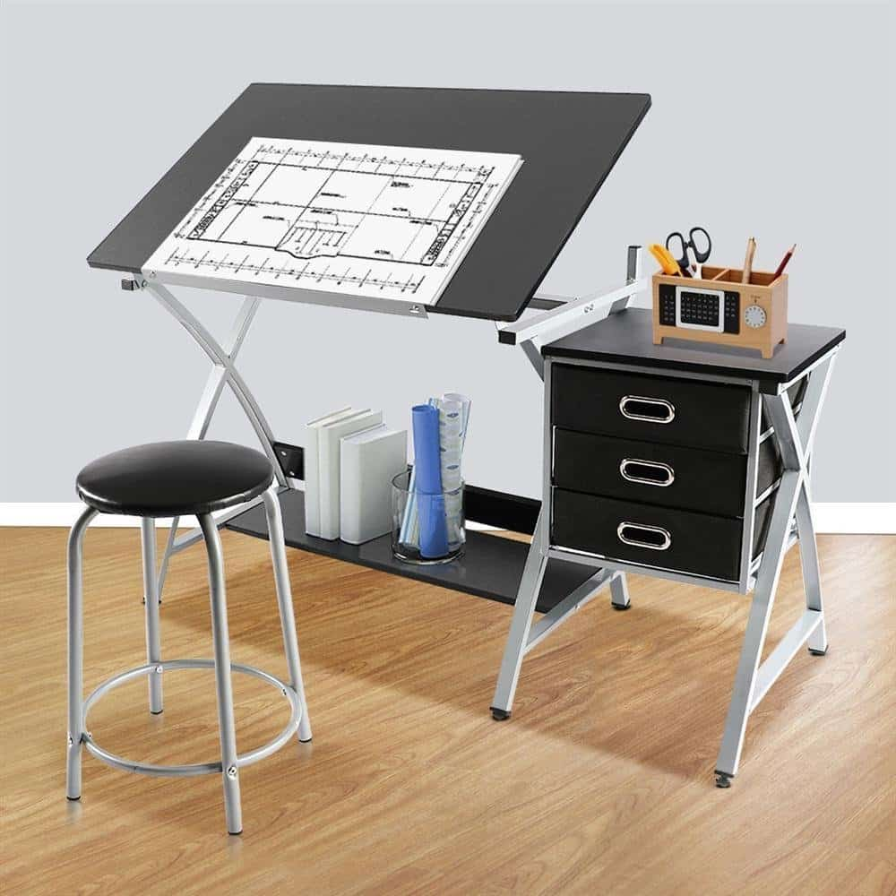 Terrific Top 10 Best Drafting Tables Reviews In 2019 Top Best Products Creativecarmelina Interior Chair Design Creativecarmelinacom