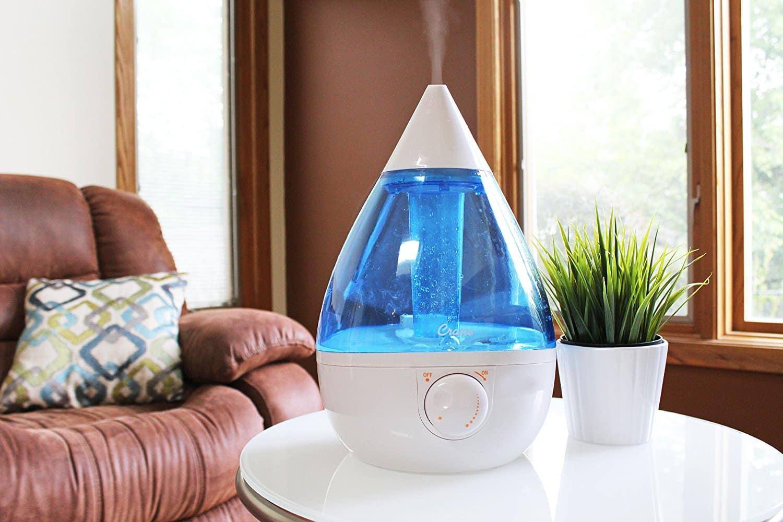 Top 10 Best Ultrasonic Humidifiers For Bedroom In 2019