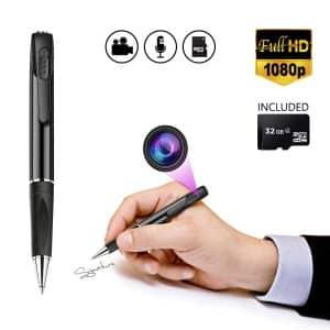 Spy Pen Camera 1080P