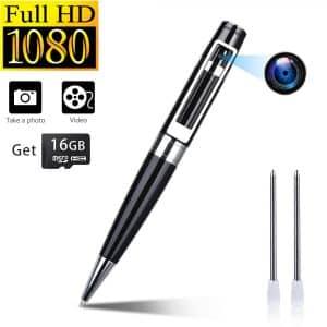Spy Camera Pen Camera