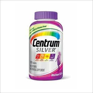 Centrum Silver 200-Count Women multivitamin